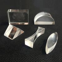 5 PCS High Quality CDGM K9 Optical Prisms Experimental Apparatus For Light Education