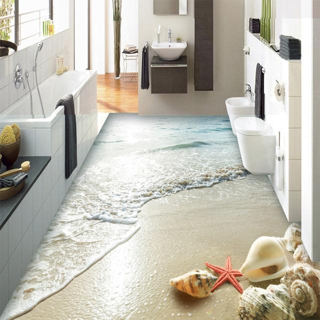 Pvc Badezimmer Home Design Ideas Httpwwwsilverhoarderscom - Küchenboden fliesen überkleben