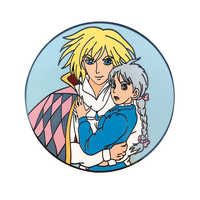 Howl and Sophie Pin