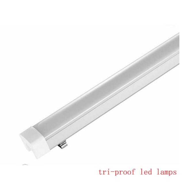 tri proof led lamps dust proof lamp ceiling lamp three anti light