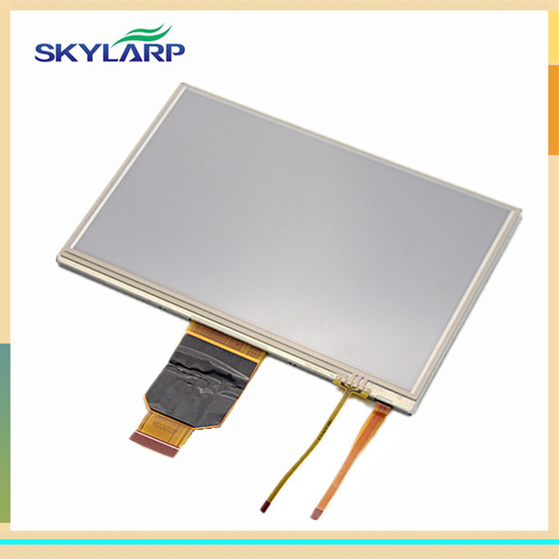 7 inch GPS LCD screen display panel with touch screen LTP700WV-F01