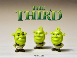 Image 2 - 24piece Shrek PVC Action figure toys collection Adorable Collectible Model For Children Gift