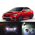 2pcs Car T15 W16W 912 Parking Reverse Lights  High Power OBC Canbus Error Free Led SMD Backup Bulb For 2007-2015  WRX