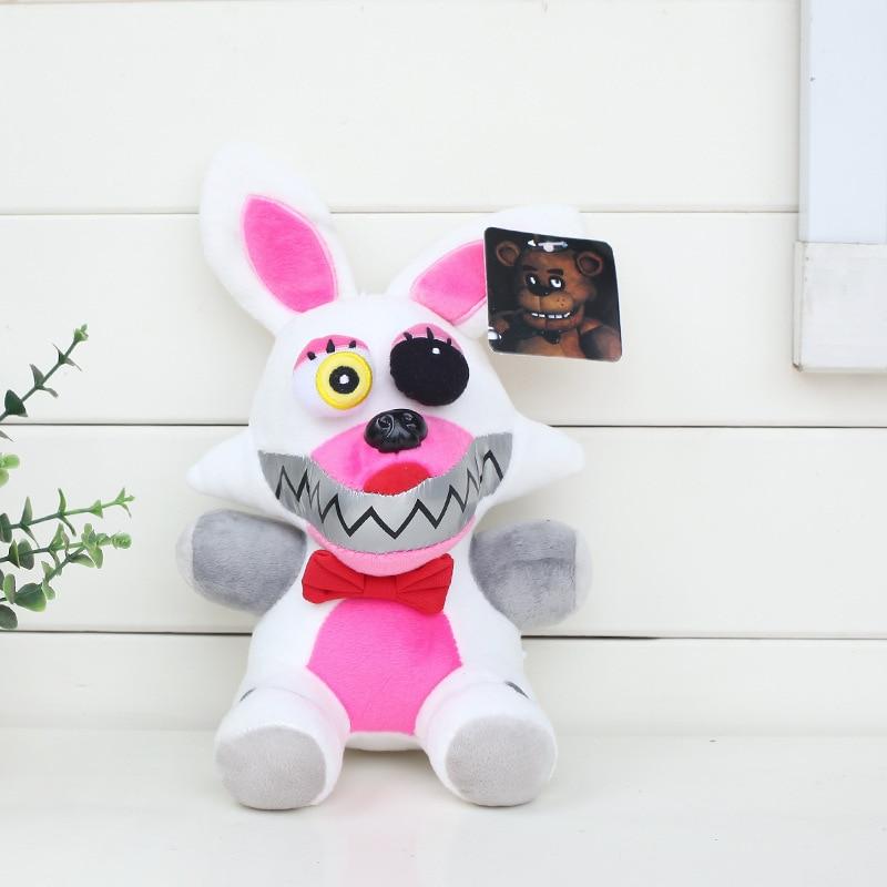 20 см 15 см новые Five nights at Freddys игрушка FNAF Бонни Foxy Freddy Fazbear медведь Duck чучело кукла Игрушечные лошадки для детей