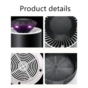 Image 3 - Electric Mosquito Killer Lamp LED Bug Zapper Anti Mosquito Killer Lamp Insect Trap Lamp Killer Home Living Room Pest Control
