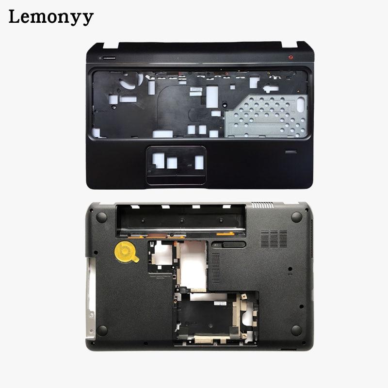Laptop Shell For HP Envy DV6 DV6-7000 DV6-7100 DV6-7200 DV6-7300 Palmrest Upper Cover/Bottom Case Cover 682101-001 60.4ST48.002