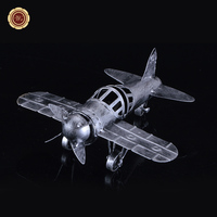 WR Iron Vintage Aircraft Of World War II Aircraft Model Airplane Model Airplane Home Decoration