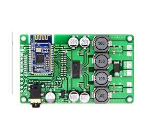 Image 3 - Aiyima bluetooth 5.0 2x15 w bluetooth 오디오 증폭기 보드 무선 amplificador 지원 aux 직렬 명령 변경 이름 암호