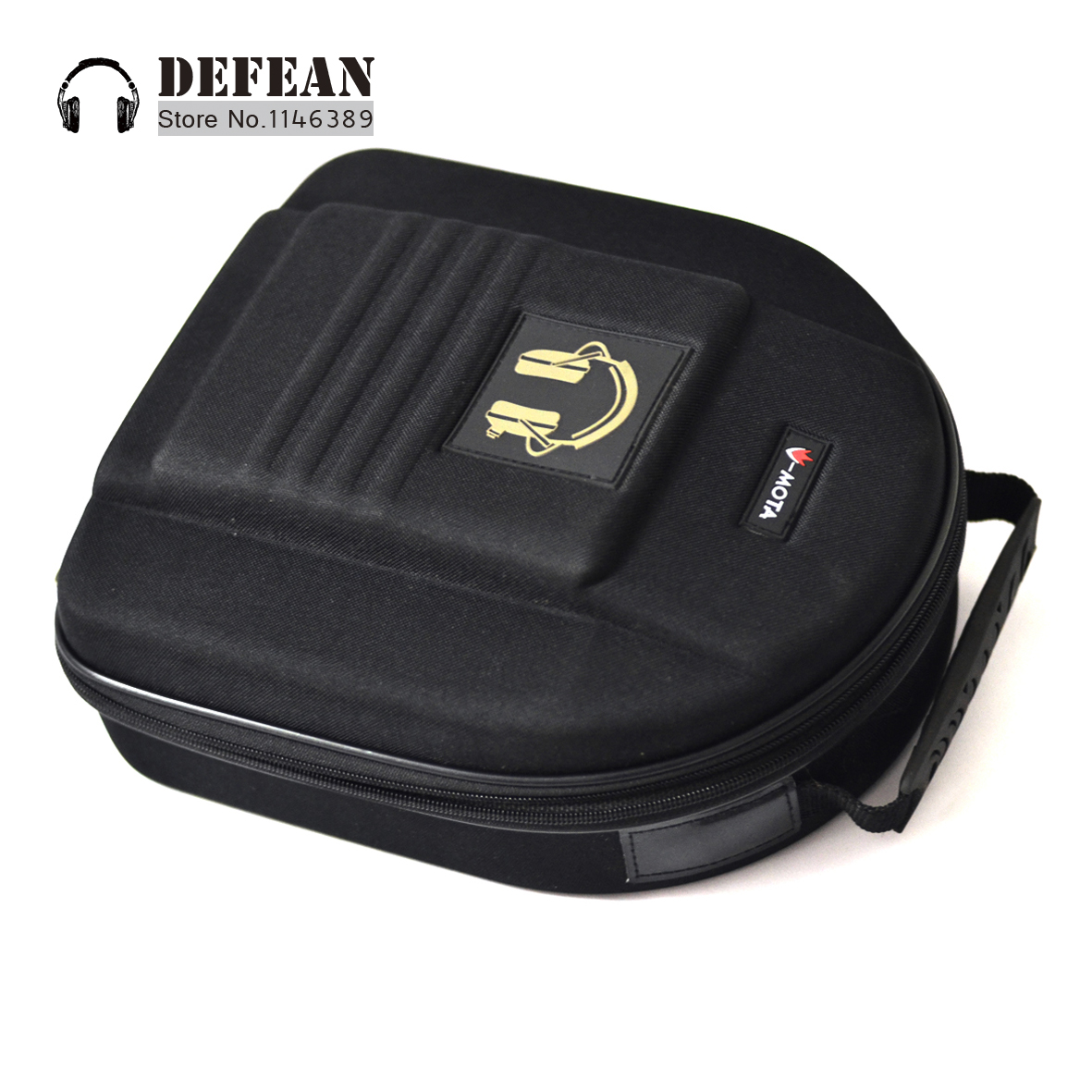 portable hard storage carrying headphone bag box Case For HIFIMAN HE300 HE400 HE400i HE500 HE560 HE 4 6 5 5LE headset