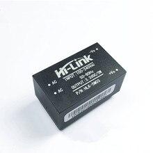 Il trasporto libero 5 pz/lotto HLK 5M03 220 v a 3.3 v 5 w mini modulo di alimentazione per la casa intelligente di commutazione AC DC trasformatore