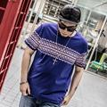 man tshirt homme 2016 short sleeve print style t-shirt clothings men's plus size 7xl 6xl - 2xl t shirt homme