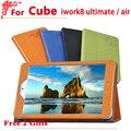 Высокое качество чехол для Cube iwork8 окончательный Защитный Флип Дело Чехол PU Кожаный Чехол Для Cube Iwork8 воздуха 8 дюймов tablet pc