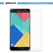 baixin Tempered Glass for Samsung Galaxy A3 A5 A7 2016 High Screen Protector For Samsung J1 J5 J7 S5 S6 S7 Protective film