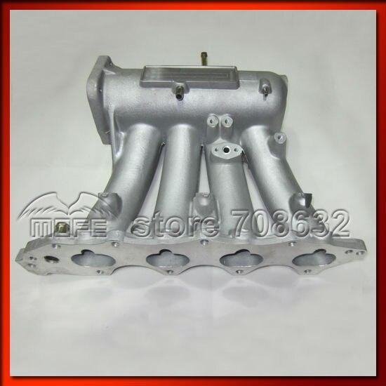 Aluminum Intake Manifold for  Civic B16A B16B B17A1 B18C5 88-00Aluminum Intake Manifold for  Civic B16A B16B B17A1 B18C5 88-00