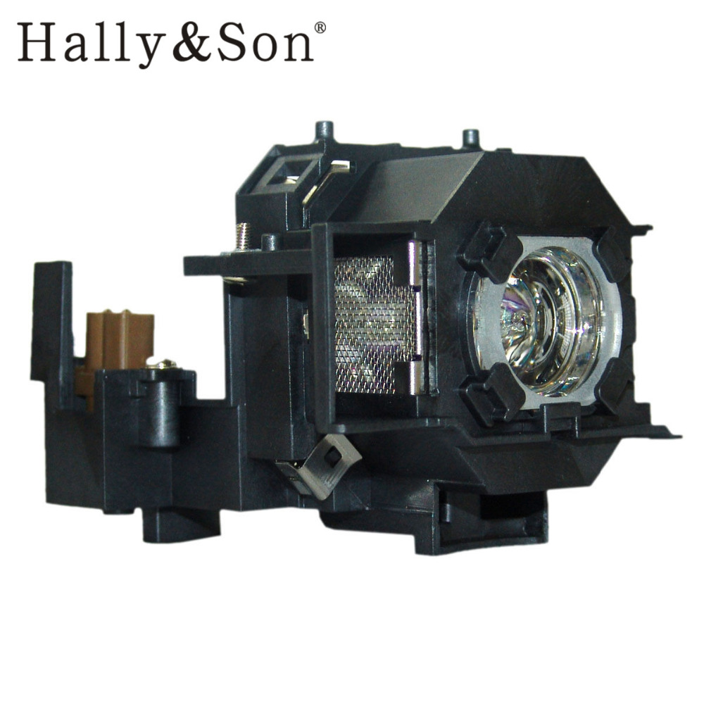 Hally&Son Free shipping Projector Lamp Bulb for use in ELPLP43 V13H010L43 EMP-TWD10 itead sonoff wifi remote control smart light switch smart home automation intelligent wifi center smart home controls 10a 2200w