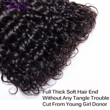 Malaysian Human Hair Lace Frontal Remy Hair Extensions
