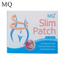 30 piece box Slimming Patch with Magnet for Girls Beauty Loose Weight Slimming Products to Lose