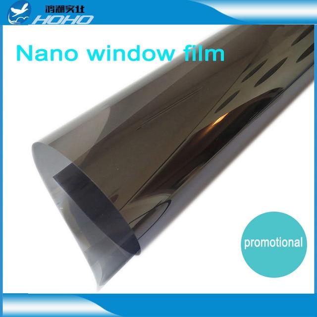 5ft 100ft15230 M Nano Fenêtre Film Anti Scratch Voiture Vitres