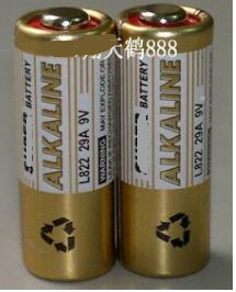 Free Ship 4pcs Lot 9v 29a 32a Alkaline Battery Garage Door