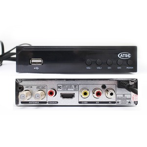 Image 5 - Vmade Volledig Hd Digitale Dvb Atsc Terrestrial Tv Ontvanger Tuner Ondersteuning MPEG 2/4 H.264 Hd 1080P Set Top Box Voor Mexico Usa Canada