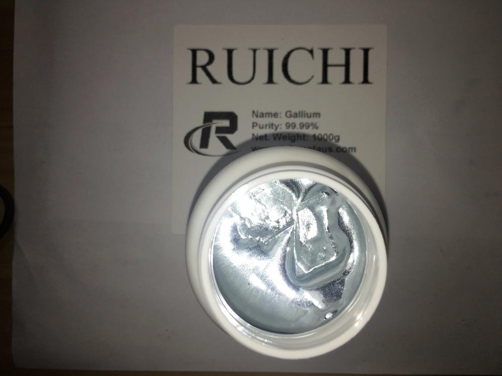 Gallium metal 500 grams 99 99 pure