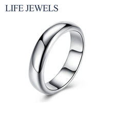 Authentic100% 925 Sterling Silver Rings Charm l Women Luxury Valentines Day Gift Jewelry 18177