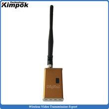 7000 mW Wireless Video Transmitter FPV Kamera Video Link 1.2 GHz Jarak jauh AV Pemancar Nirkabel Link untuk Drone/UAV