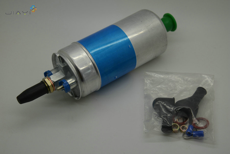 New Inline External Frame Mount Electric Fuel Pump Replaces For Bosch 0580254910 Mercedes Benz W123 W124 W126 C107 190E 82-93 84