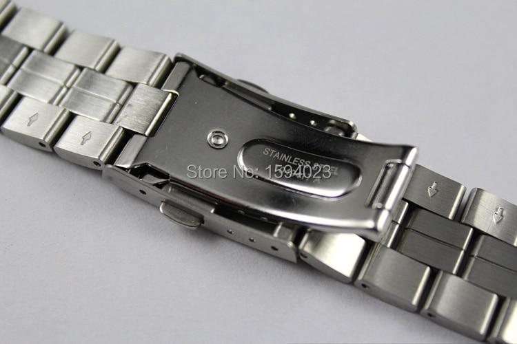19mm T049417 T049407 T049410A Erkek modeller Watch Band T-KLASIK T049 - Saat Aksesuarları - Fotoğraf 5