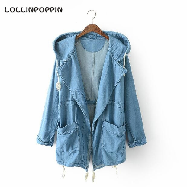 Compare Prices on Blue Jeans Hooded Jacket- Online Shopping/Buy ...