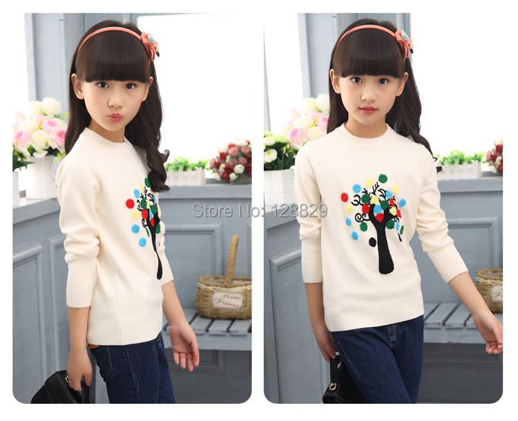 Sweaters For Girls (2)