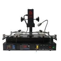 Original official dark infrared Bga rework station bga solder station LY IR8500 V.2 BGA station with reball pack solder ball