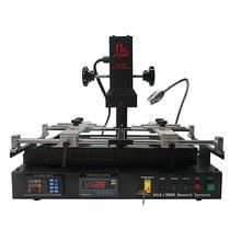 Оригинальный официальный Темный инфракрасный наладочная станция Bga паяльная станция для BGA LY IR8500 V.2 Bga паяльная станция с reball пакет припоя