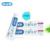 Cremes dentais oral b luta gum inchaço & sangramento fluorados limpeza profunda reduzir a placa de pastas de dente de hortelã fresca 140g * 2 pcs