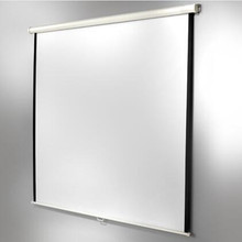 106″ Manual Economy Pull down projection projector screen for home theater and business prensentation