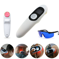 Portable pet arthritis physiotherapy portable laser therapy device