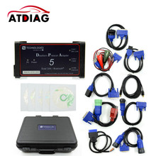 DPA5 Diesel Truck Diagnostic Scanner Tool Full Set DPA5 Dearborn Protocol Adapter 5 Commercial Maintence