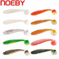 NOEBY S3102 Fishing Lure Soft 4cm 5cm 7cm 9.5cm 12cm Leurres De Peche Dure Souple Wlure Carp Worm Bait Isca Pesca Wobler Na Ryby