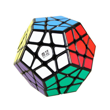 12 sizes megaminxed magic cube stickerless speed professional puzzle cubo magico educational toys for children megamind 1