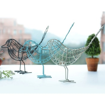 Oiseaux de décoration pour jardin