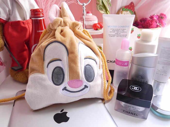 ЦУМ плюшевые игрушки Marie Cat Бурундук Дамбо слон Мягкая хранения шнурок милый Рождественский подарок 19 см * 21 см