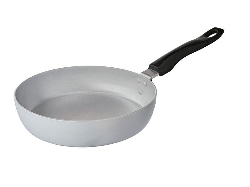 Frying Pan SCOVO, Matte tableware, 26 cm frying pan нева metal tableware cast scandinavia grey 26 cm
