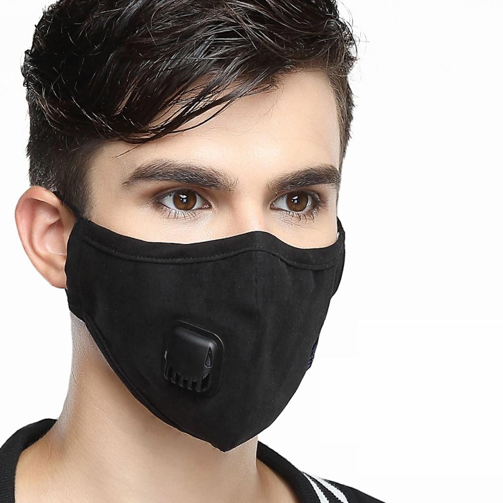 masque anti poussiere pollution