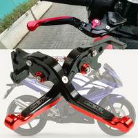 Foldable Extendable Motorcycle Brake Clutch Levers For Honda CBR250 CBR400 CBR600 F2 F3 F4 F4i CBR600F CBR 250 400 600 F