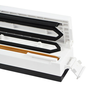 Image 5 - Máquina de selo a vácuo para alimentos, para uso caseiro, máquina de embalagem a vácuo, inclui 15 unidades de sacos grátis