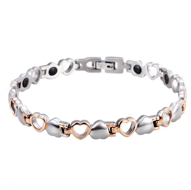 Compare Prices on Rose Gold Heart Bracelet Online ShoppingBuy