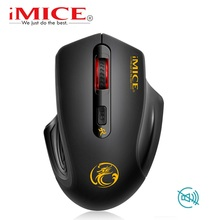 iMice Silent USB Wireless Mouse 2000DPI USB 3.0 Receiver Opt