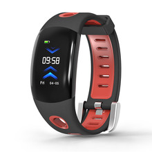 3D Dynamic UI Smart Band IPS Color Screen Bluetooth Wristband IP68 Waterproof Pedometer Bracelet Heart Rate Fitness Tracker
