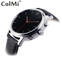 ColMi Smartwatch VS81 Wasserdicht Traditionellen Quarzuhr Pulsmesser Bluetooth Schließen Apple Android Telefon Smartwatch
