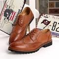 2017 Brand Fashion Brogue Men Oxford, Casual Oxford Shoes For Men, Fashion Men Shoes